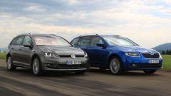 Как выбрать между Volkswagen Golf Variant и Skoda Octavia Combi