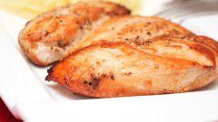 Куриное филе горячего вяления