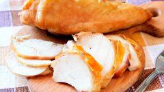 Куриные грудки в острой глазури