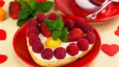 Печенье «Валентинка» для влюбленных