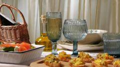 Как приготовить тосты с креветками и ананасом