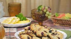 Как приготовить домашнее овсяное печенье