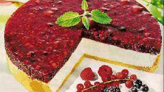 Как сделать торт «Нереида»