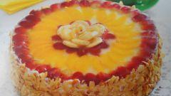 Печем торт «Тутти-фрутти»