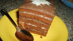 """Как приготовить торт """"Нежная шоколадка"""""""