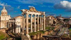 Римский форум – когда-то здесь жизнь била ключом