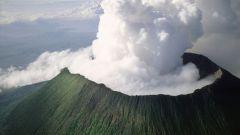 Где находится самый опасный вулкан