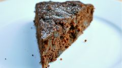 Как приготовить финиковый кекс?