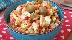 Как приготовить салат «Марго»