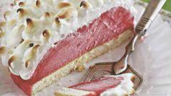 """Как приготовить торт """"Аляска"""""""