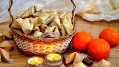 Как приготовить китайское печенье с предсказаниями