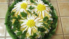 Готовим салат «Зеленая поляна»