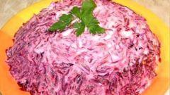 Готовим салат «Любовница»