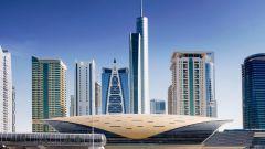 Как пользоваться метро Дубая