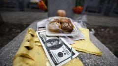 Почему нельзя оставлять еду на могилах умерших