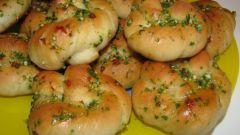 Рецепт вкусных соленых булочек