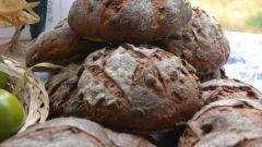 Как приготовить ржаные булочки с грецким орехом