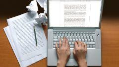 Рерайтер и копирайтер - в чем суть работы