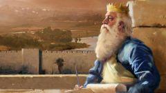 Чем знаменит царь Соломон