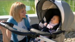 Как правильно гулять с новорожденным