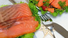 Как сделать сухой посол рыбы