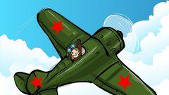 Как сделать реактивный самолетик