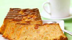 Как приготовить манный пирог со сметаной