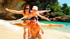 Отдых в Таиланде с семьей