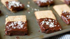 Как приготовить зерновое печенье с шоколадом?