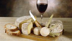 Гармония сыра с напитком