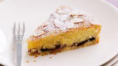 """Как испечь английский клюквенный пирог """"Бейквелл"""""""