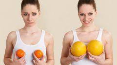 Домашние средства для увеличения размера груди