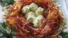 Как самостоятельно приготовить салат «Гнездо глухаря»