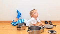 Как совместить работу по дому и занятия с ребенком