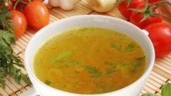 Овощной суп «Калейдоскоп»