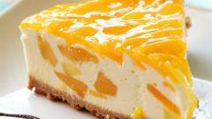 Как приготовить чизкейк с ананасом без выпечки?