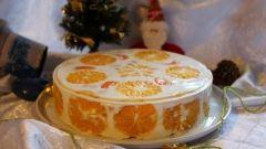 Готовим вкусный желейный торт