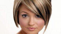 Какие причёски подходят девушкам с круглым лицом?