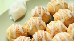 Печем лимонно-творожные печенья