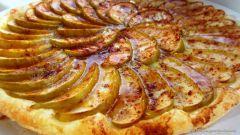 Венгерский и финский яблочный пирог