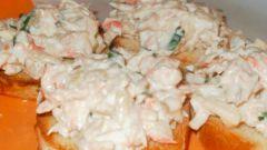 Бутербродная паста из тунца