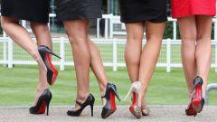 Как выбрать туфли на высоком каблуке