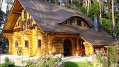 Как выбрать деревянный дом для строительства на загородном участке