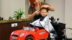 Как подстричь маленького ребенка