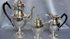 Серебряная посуда: польза для здоровья