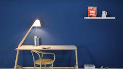 Выбираем настольную лампу для письменного стола