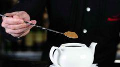 Калмыцкий чай - национальный напиток адыгов