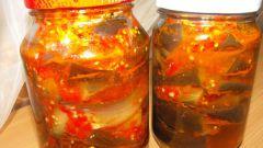 10 вкусных заготовок на зиму из баклажанов