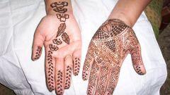 История происхождения татуировок хной