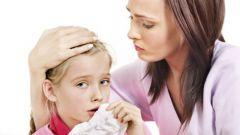 Как лечить детский кашель